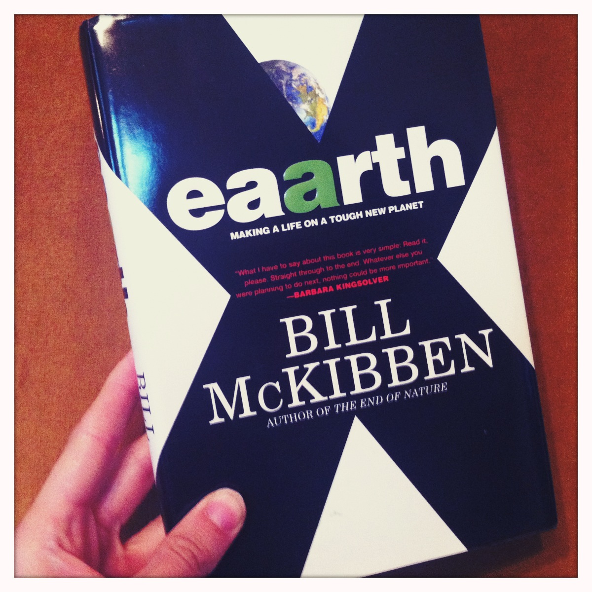 the issues of global warming in eaarth making a life on a tough new planet a book by bill mckibben Eaarth by bill mckibben eaarth praise for eaarth interviews reviews  nature,  bill mckibben offered one of the earliest warnings about global warming  we' ve created, in very short order, a new planet, still recognizable but  this  monumental book, probably his greatest, may restore your faith in the future, with  us in it.