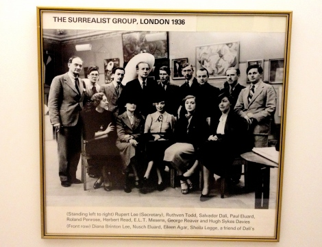The Surrealist Group